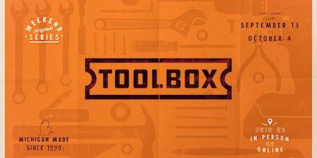 Toolbox Series  | Clarkston Campus - Kensington Church tickets