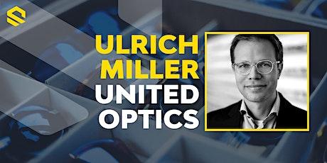 Schumbeta Club Innsbruck mit Ulrich Miller — von Miller United Optics. Tickets