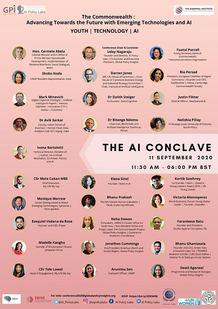 The Commonwealth: Advancing towards future with Emerging Technologies & AI image
