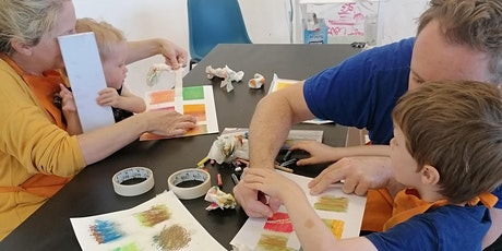 Arty Farty Half Term: Family Crafternoon 24th Oct tickets