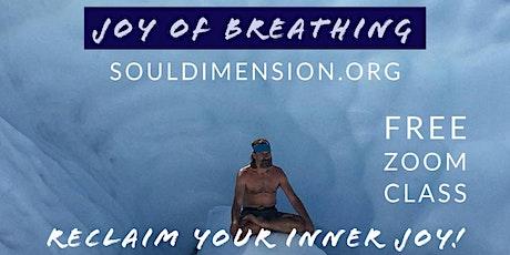 Wim Hof Breathing Method | Joy of Breathing tickets