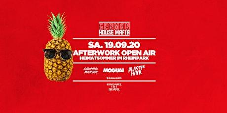 German House Mafia Festival  - Heimatsommer im Rheinpark Düsseldorf Tickets