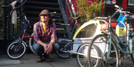 Cycling Coaching - Training Wheels  7-9 year olds - Ranelagh Arts  Festival tickets