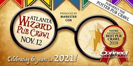 Wizard Pub Crawl (Atlanta, GA - 2021) tickets