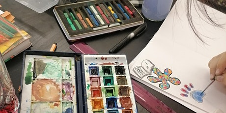 Arty Farty Half Term: Sketchbooks and Journals Day tickets