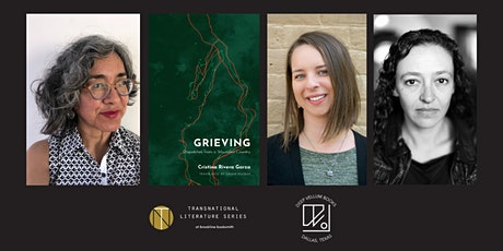 Transnational Series Presents: Launch for Grieving by Cristina Rivera Garza tickets