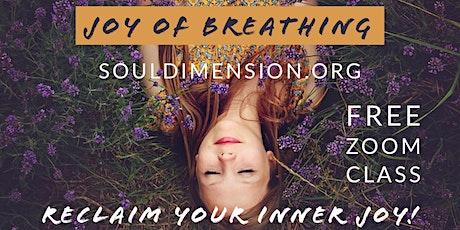 FREE Breathwork | Joy of Breathing tickets