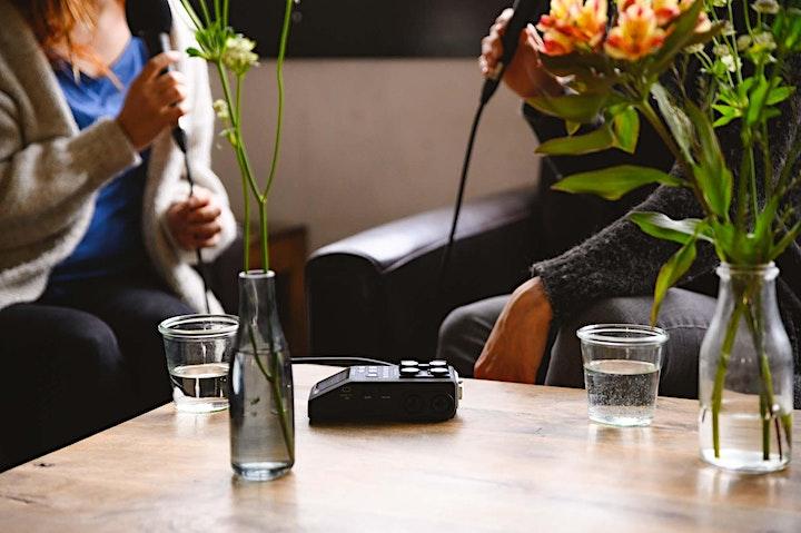 Podcast Online Workshop - Audioschnitt lernen und Sound verbessern: Bild