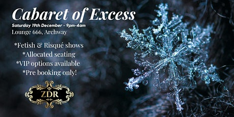 Cabaret of Excess tickets