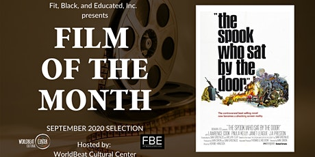 Film of the Month: The Spook Who Sat By The Door tickets