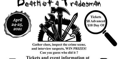 Baraboo Mystery Weekend tickets