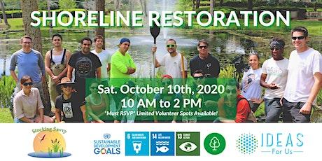 Shoreline Restoration Project tickets