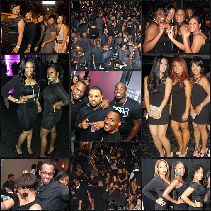 ROCK THE YACHT 2020 All Black Yacht Party Columbus image