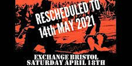 Conflict / Rubella Ballet / Grand Collapse the Exchange Bristol. tickets