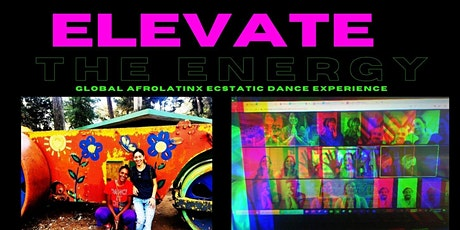 Elevate The Energy Dance Workshops - September tickets
