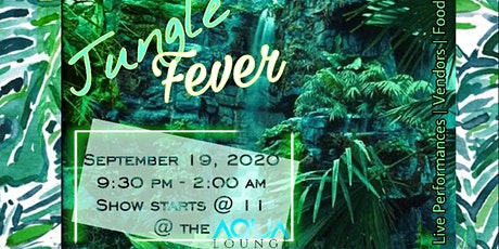 Jungle Fever tickets