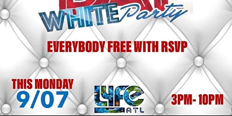 Copy of All white Affair tickets