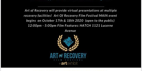 4th Annual Art Of Recovery Film Festival + Art Exhibit tickets