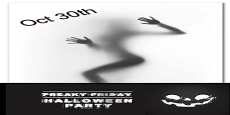 Spooky Friday Halloween Party tickets