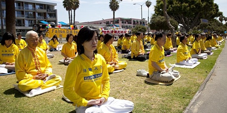 Meditation at Laguna Beach_ Enjoy the Inner Refreshment tickets