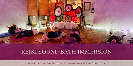 REIKI SOUND BATH (South OC) (SOLD OUT) tickets