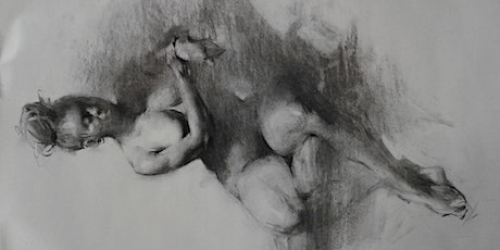 3rd Thursday Night Online Figure Drawing- Long Pose tickets