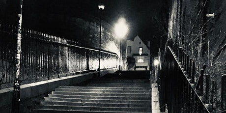Halloween Edinburgh Interactive Ghost Walk Scotland With Haunting Nights tickets