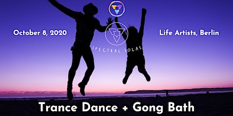 Trance Dance + Gong Bath Tickets