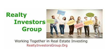 Realty Investors Group (RIG) September Meeting tickets