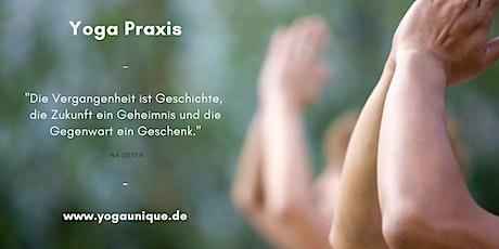Kopie von Yoga im Qi Gong Zentrum für Bewegung und Kreativität in Pforzheim Tickets