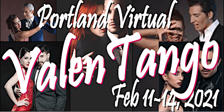 Valentango Festival Virtual 2021 tickets