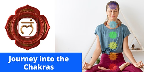 Journey into the Chakras-Workshop with Florence Sophia tickets