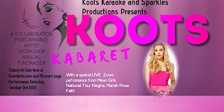 1st Annual Koots Kabaret: Mean Girls Day tickets
