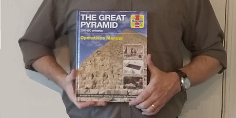 Understanding Khufu: An introduction to two new books about the Pyramids tickets