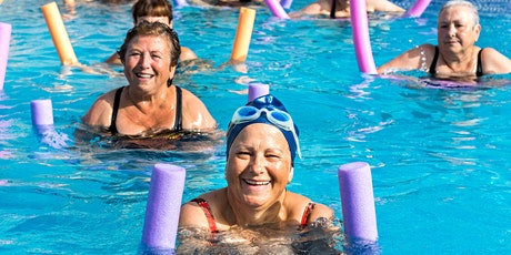 Swansea Swim Centre- AQUA FITNESS Bookings tickets