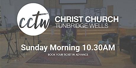 Sunday Morning Service,10.30AM tickets