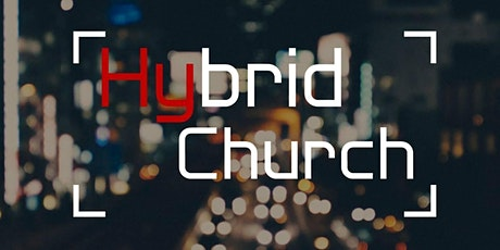 Hybrid Church Service tickets