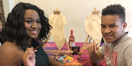 Couples Paint with ARTrageous tickets