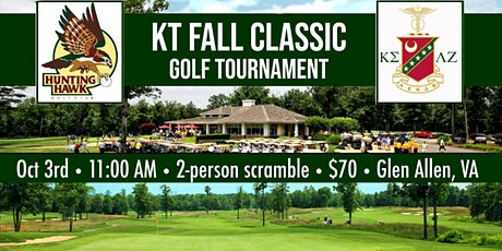 K T Classic Golf Tournament - 2-person Scramble 2020 tickets