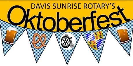 2020 Davis Sunrise Rotary Oktoberfest... TO-GO tickets