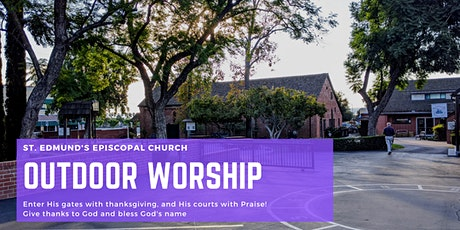 Outdoor Sunday Worship tickets