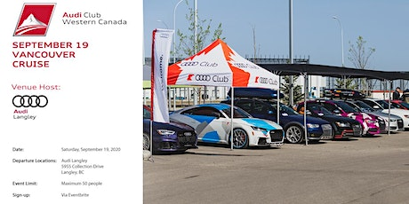 Audi Club NA Western Canada - Vancouver Poker Cruise tickets