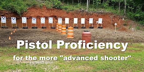 June 2021 Pistol Proficiency tickets