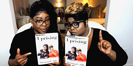 "Diamond and Silk Book Signing Event. ""Uprising""  Washington DC tickets"