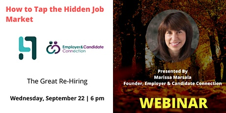 How to Tap into the Hidden Job Market tickets