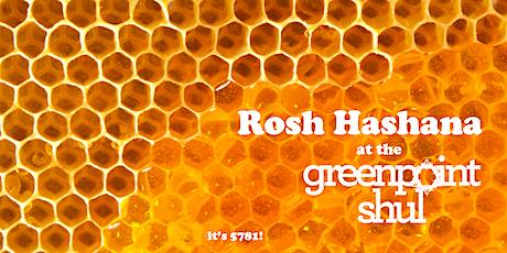 Rosh Hashana in Waterfront Brooklyn! tickets