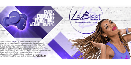 Drop-in Saturday Morning LaBlast Dance Fitness - Westerville tickets