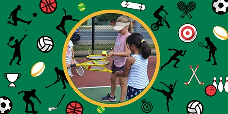 ANZ Tennis Hot Shots Session 1 (5 to 12 years) tickets
