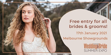 2021 Melbourne Wedding & Bride Summer Bridal Expo tickets