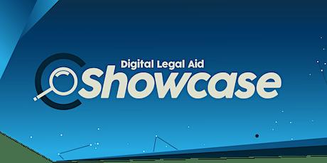 Digital Legal Aid showcase – October 2020 tickets